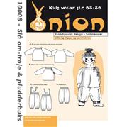 Onion snitmønstre til børn – Symønstre – køb dem her