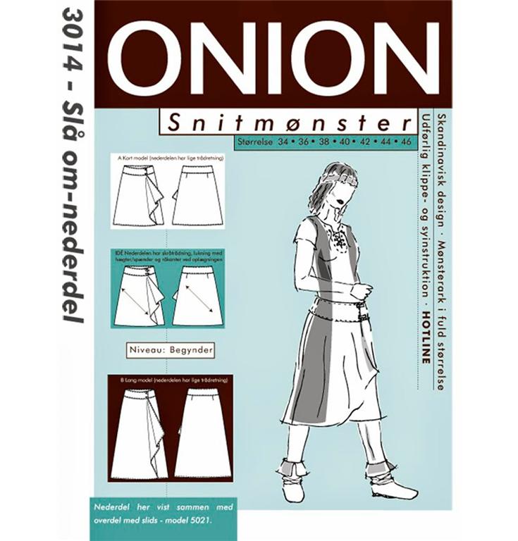 0904263aff7f ... Onion 2056 588a8cd58a7  Onion snitmønster nr. 3014 - StofGiganten.dk  cb85609c48b ...