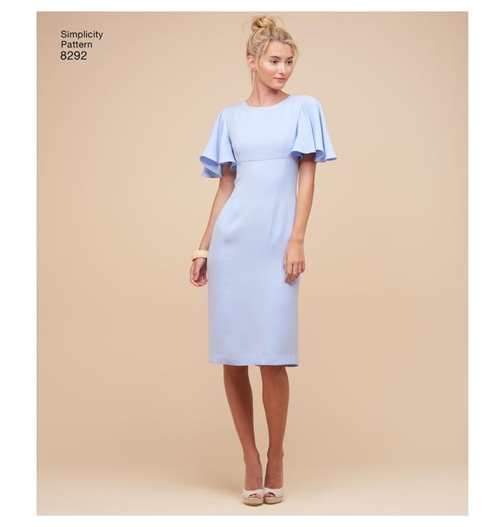 kjole str 40