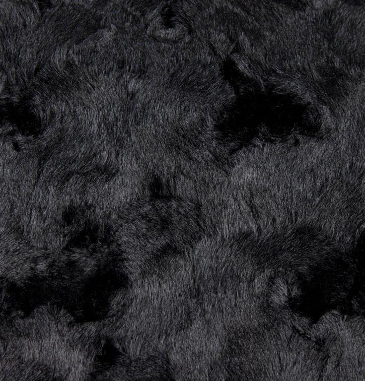 c370b625 Sort imiteret pels - køb den her hos Stofgiganten.dk